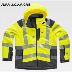 CHAQUETA WORKSHELL.A.V./ S9211