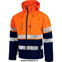CHAQUETA WORKSHELL S9525