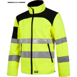 CHAQUETA WORKSHELL A.V C2930