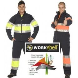 CHAQUETA WORKSHELL S9520