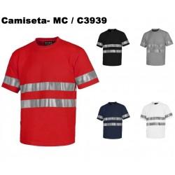 CAMISETA-MC / C3939