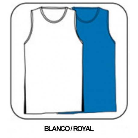 CAMISETA BALONCESTO REVERSIBLE / PA464