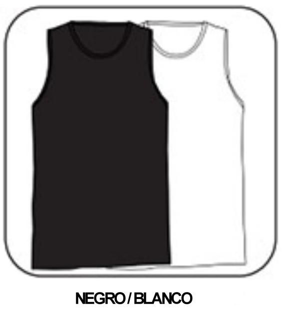 NEGRO-BLANCO / PA464