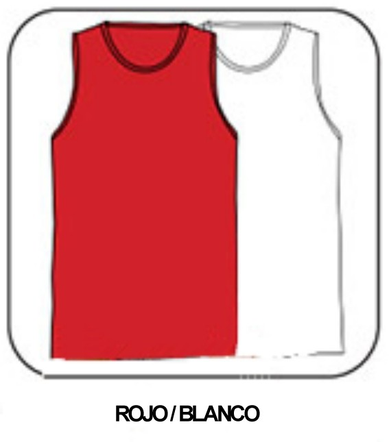 ROJO-BLANCO / PA464