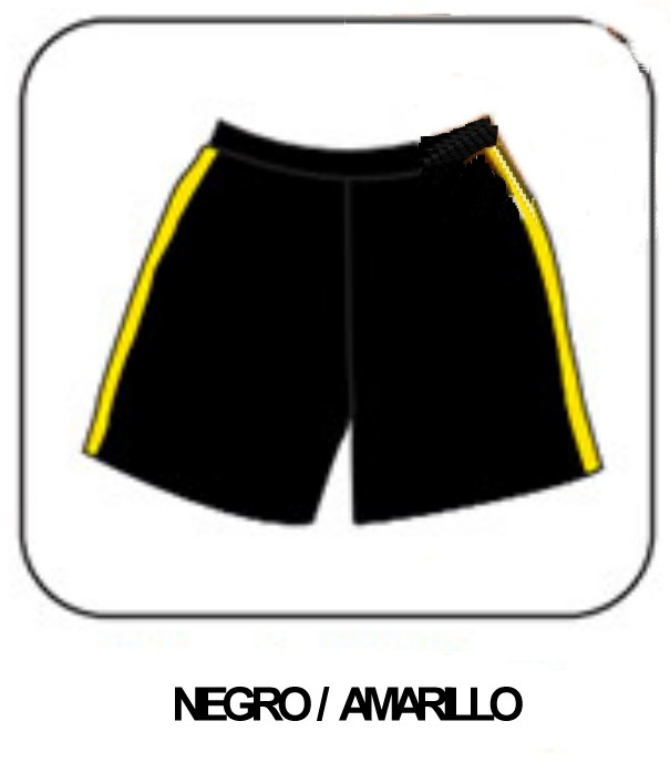 NEGRO-AMARILLO / BKS052