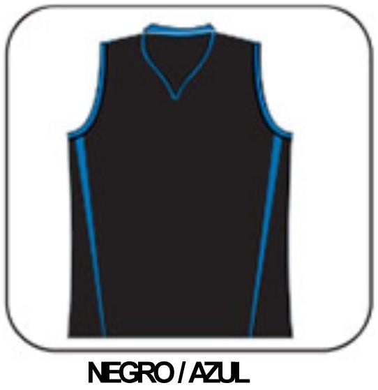 NEGRO-AZUL / BKS029