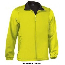 CHAQUETA SOFTSHELL RONCES