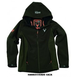 CHAQUETA WORKSHELL S8610