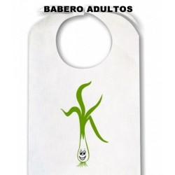 BABERO DESECHABLE -GINGER