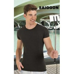 CAMISETA-MC/ SAIGGON