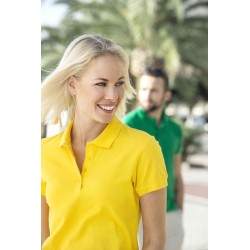 POLO MC / BASIC POLO LADIES -028231