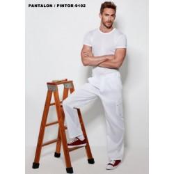 PANTALON LABORAL / PINTOR-9102