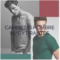 CAMISETAS HOMBRE M/C Y TIRANTES